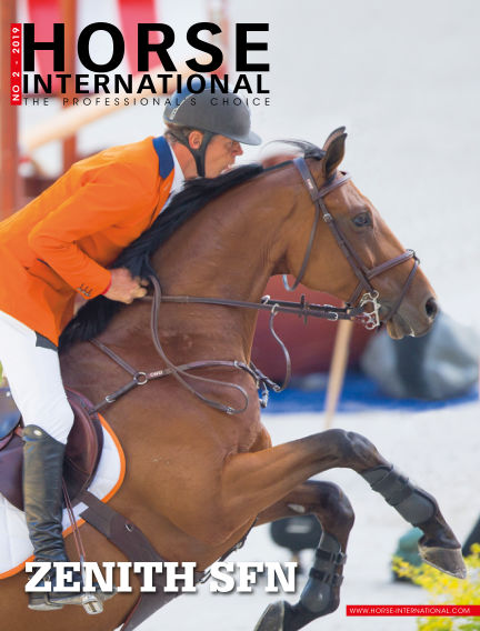 Horse International March 25, 2019 00:00