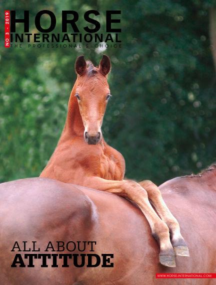 Horse International May 03, 2019 00:00