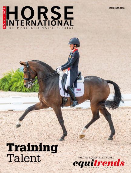 Horse International June 12, 2019 00:00