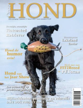 Onze Hond 2020-02