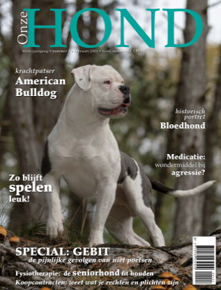 Onze Hond 2021-01