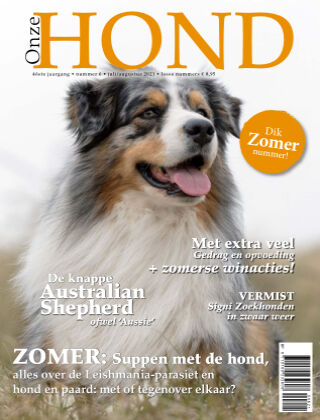 Onze Hond 2021-06