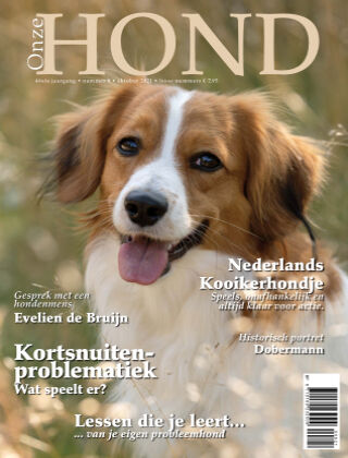 Onze Hond 2021-08