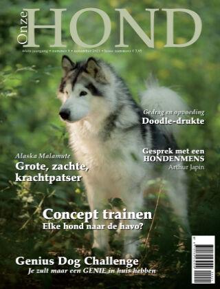 Onze Hond 2021-09