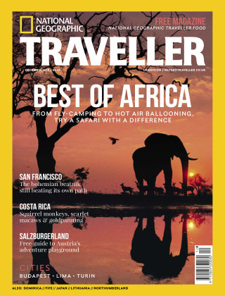 National Geographic Traveller - UK Dec 2018