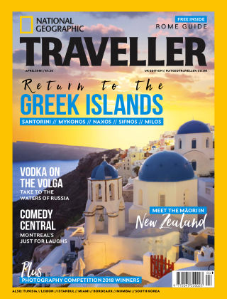 National Geographic Traveller Apr 2018