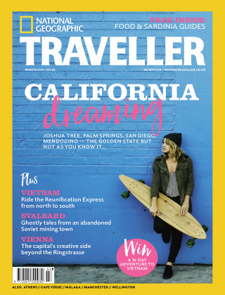 National Geographic Traveller March 2019