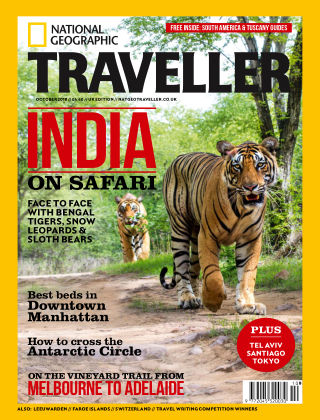 National Geographic Traveller Oct 2018