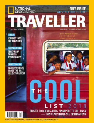 National Geographic Traveller JanFeb2018