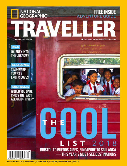 National Geographic Traveller December 07, 2017 00:00