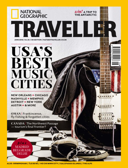 National Geographic Traveller May 03, 2018 00:00