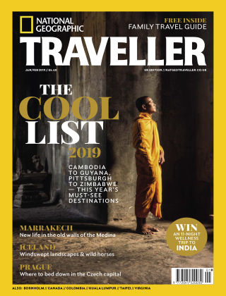 National Geographic Traveller JanFeb 2019