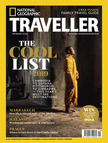 National Geographic Traveller December 06, 2018 00:00