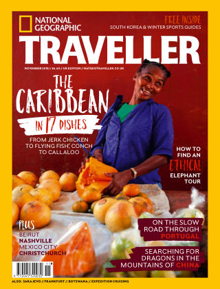 National Geographic Traveller Nov 2018