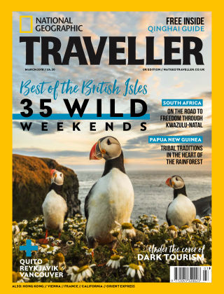 National Geographic Traveller Mar 2018