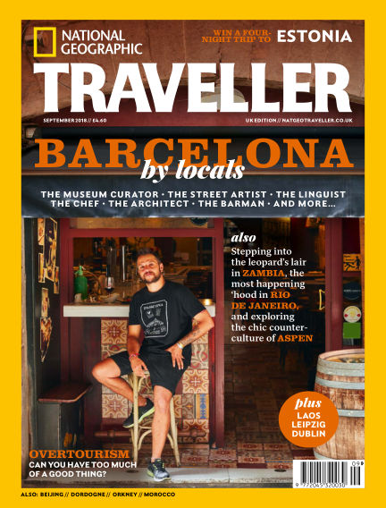 National Geographic Traveller August 02, 2018 00:00