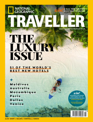 National Geographic Traveller - UK JulAug 2018