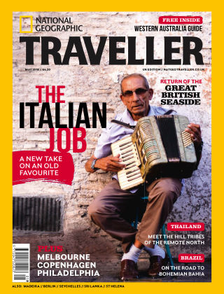 National Geographic Traveller - UK May 2018