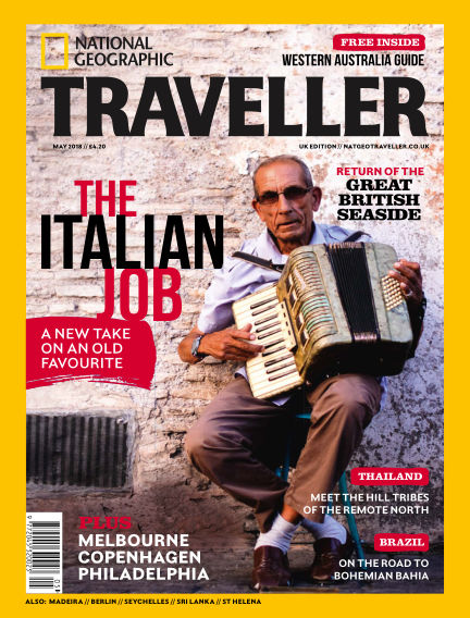 National Geographic Traveller April 05, 2018 00:00