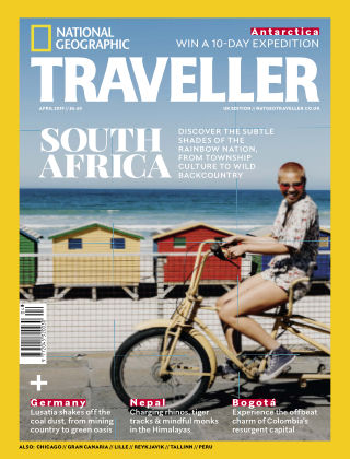 National Geographic Traveller April 2019