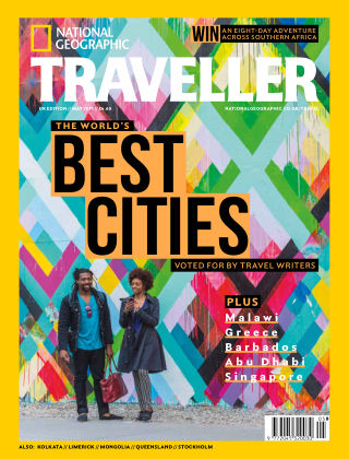 National Geographic Traveller May 2019