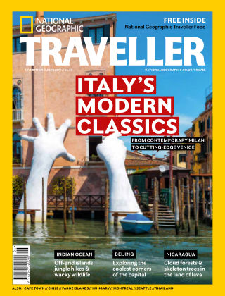 National Geographic Traveller June 2019