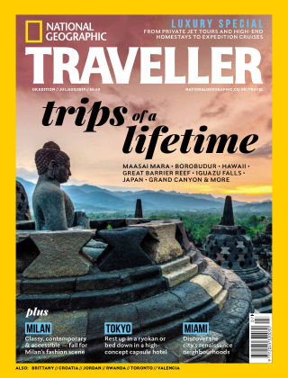National Geographic Traveller - UK July-August 2019