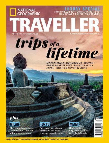 National Geographic Traveller June 06, 2019 00:00