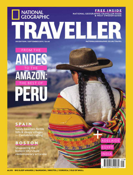 National Geographic Traveller August 01, 2019 00:00
