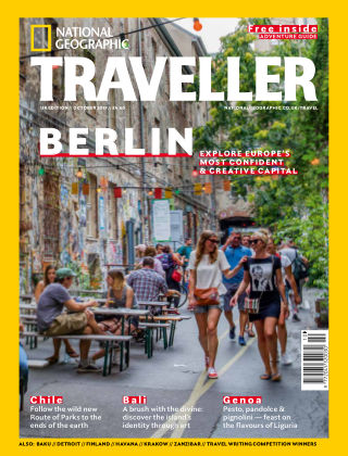 National Geographic Traveller Oct 2019