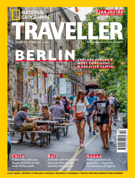National Geographic Traveller September 05, 2019 00:00