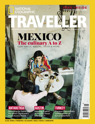 National Geographic Traveller November 2019