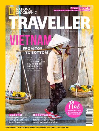 National Geographic Traveller - UK Jan-Feb 2020