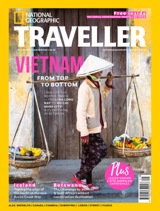National Geographic Traveller Jan-Feb 2020