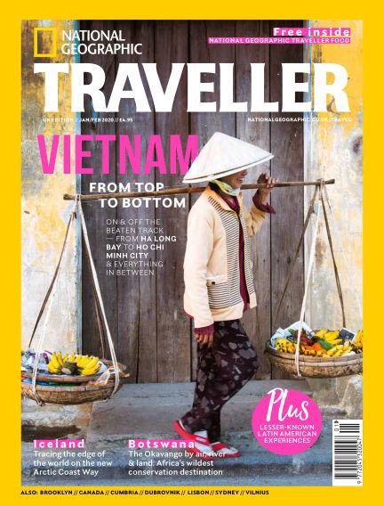 National Geographic Traveller December 13, 2019 00:00
