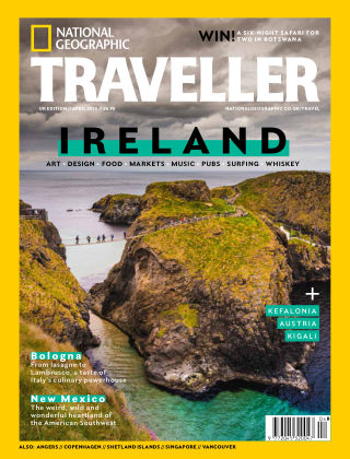 National Geographic Traveller April 2020