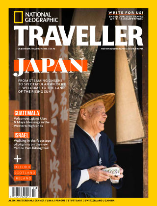 National Geographic Traveller May June 2020