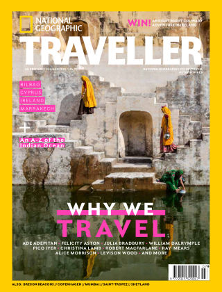 National Geographic Traveller Jul-Aug 2020