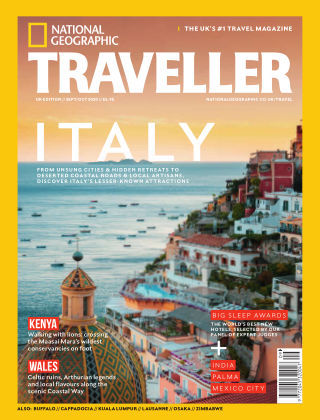National Geographic Traveller Sep-Oct 2020