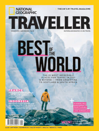National Geographic Traveller Jan-Feb 2021