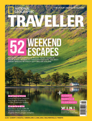 National Geographic Traveller May 2021