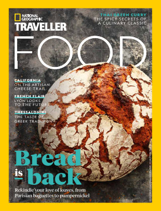 National Geographic Traveller Food Food April 2020