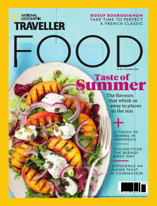 National Geographic Traveller Food Summer 2020