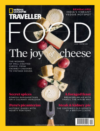National Geographic Traveller Food Winter 2020