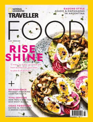 National Geographic Traveller Food Spring 2021