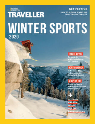National Geographic Traveller: Winter Sports Winter Sports 2020