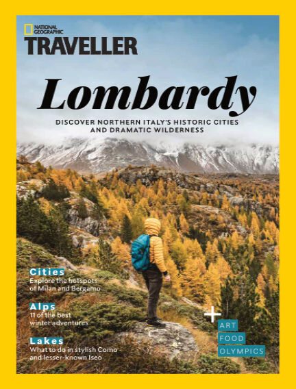 National Geographic Traveller: Lombardy November 05, 2020 00:00