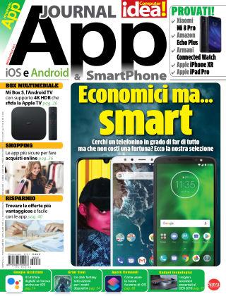 App Journal Marzo Aprile 2019
