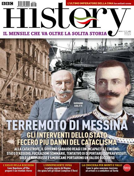 BBC History Italia February 15, 2019 00:00