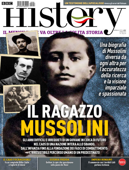 BBC History Italia March 15, 2019 00:00